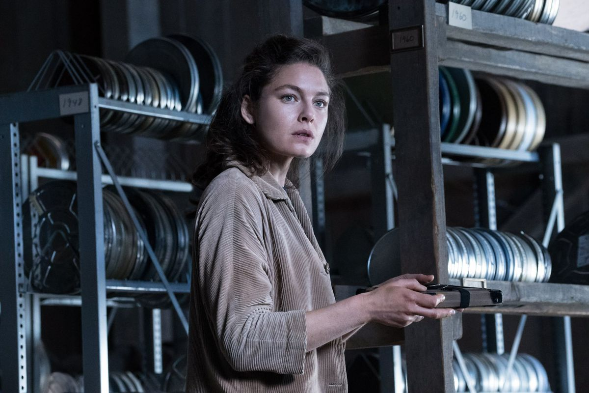 The Man in the High Castle 2 - Juliana