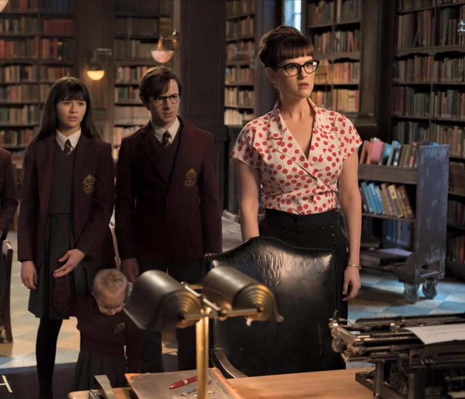 A Series of Unfortunate Events 2 - Sara Rue