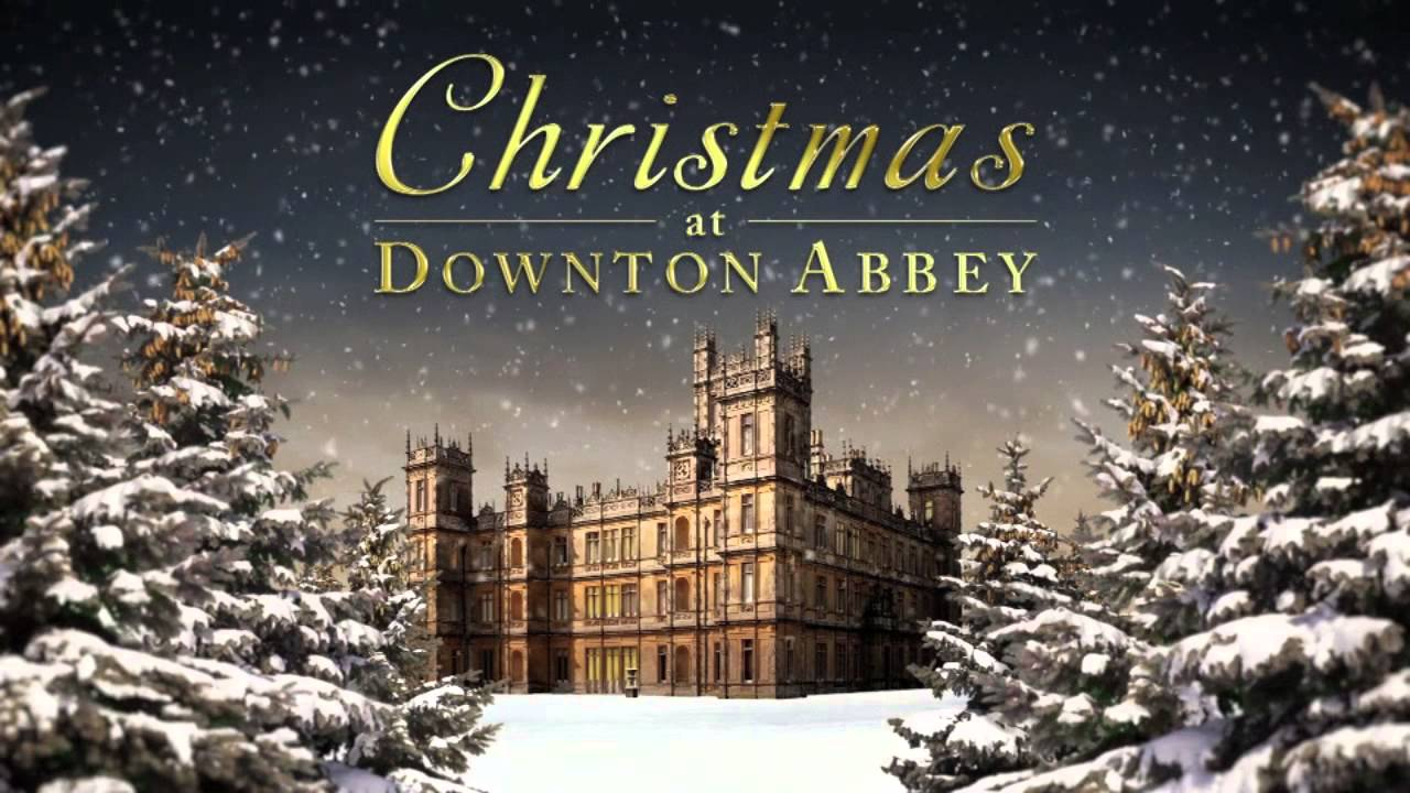 Seriale Srebrnego Ekranu - Christas at Downton Abbey