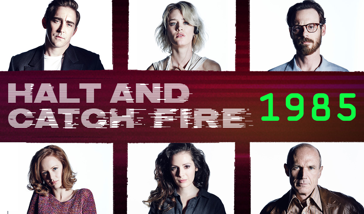 Halt and Catch Fire 2 - promo