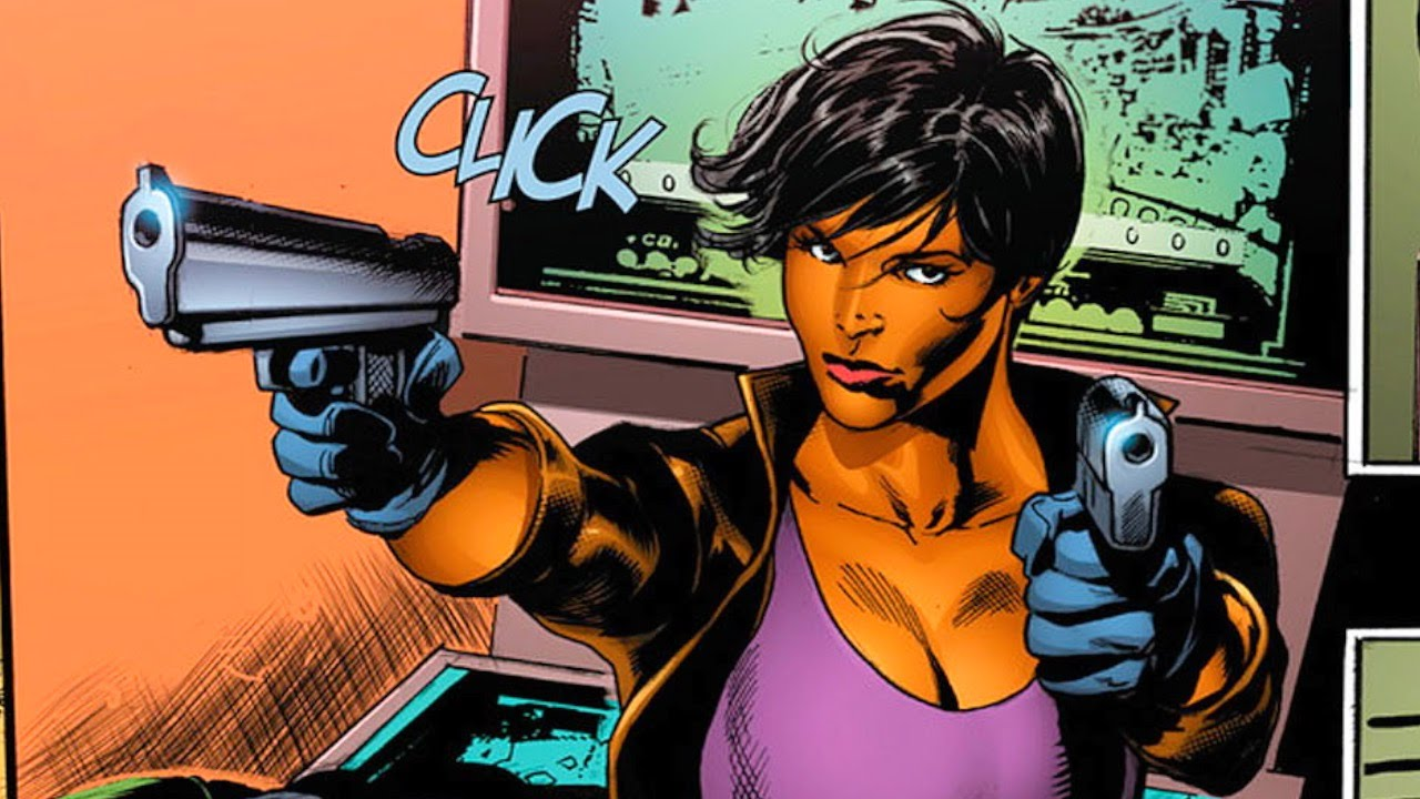Arrow 2 - Amanda Waller - Comic