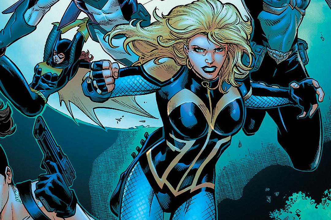 Arrow 2 - Black Canary