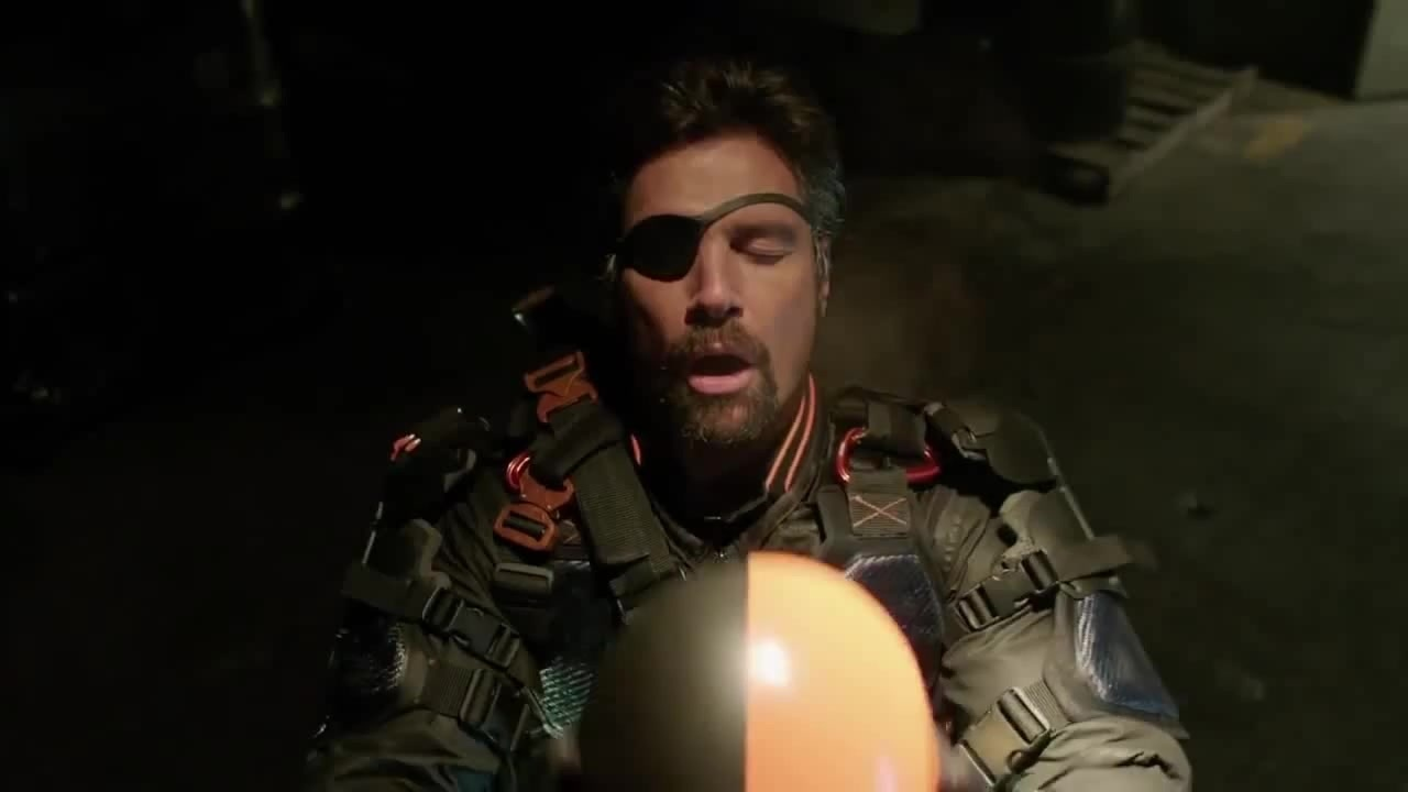 Arrow 2 - Deathstroke - Wilson